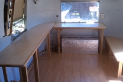 Airstream tables