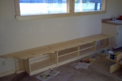 Shoerack bench