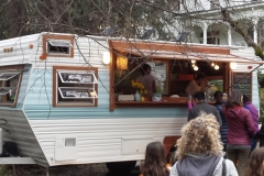Crepe Cart open for service