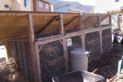 Rat-proof Compost Bins